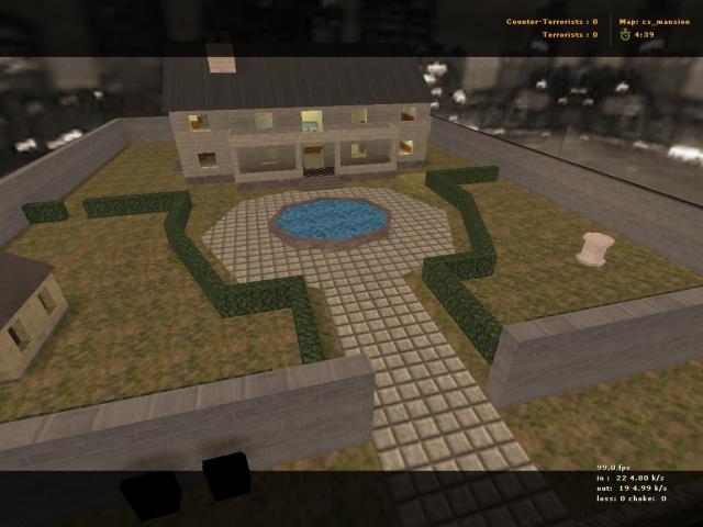 Cs 1 6 сервера mansion скачать